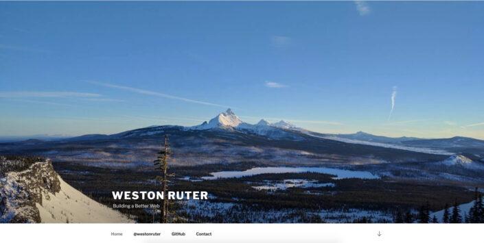 Weston Ruter