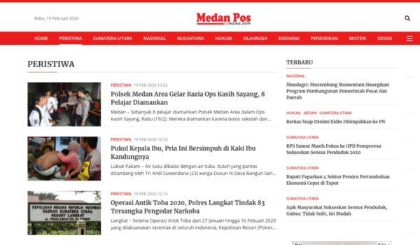 MedanPos Online
