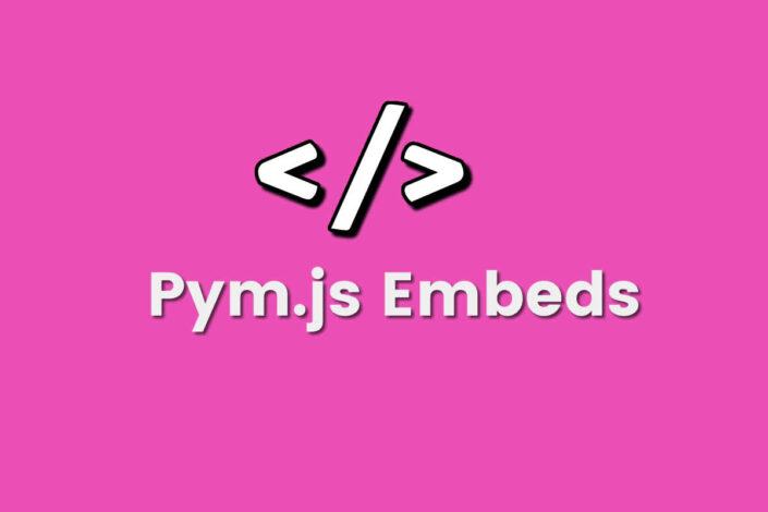 Pym.js Embeds