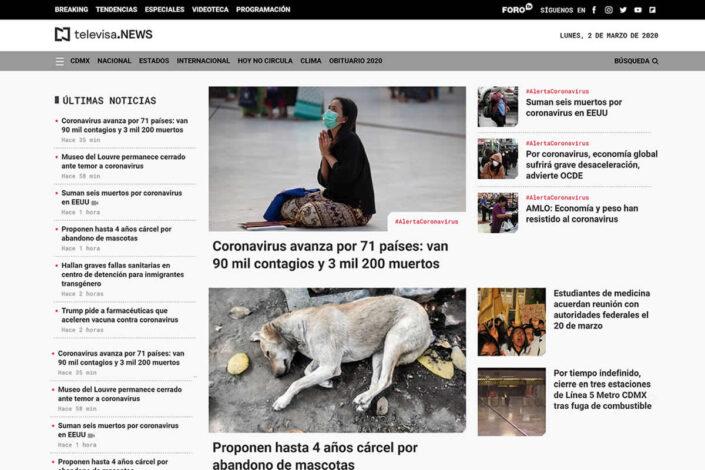 Noticieros.televisa.com