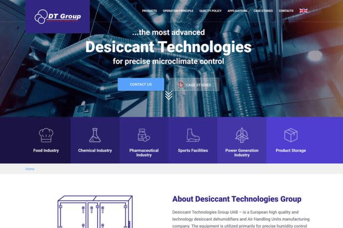 Desiccant Technologies