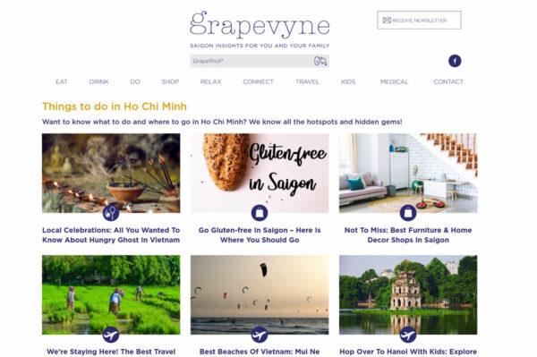 The Grapevyne