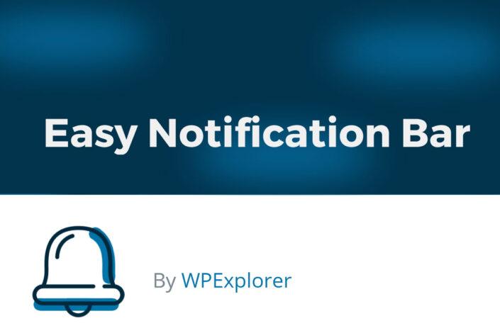 Easy Notification Bar