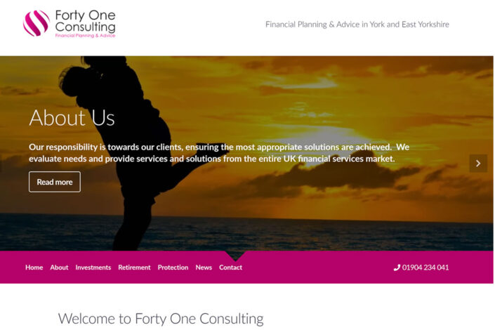 Forty One Consulting
