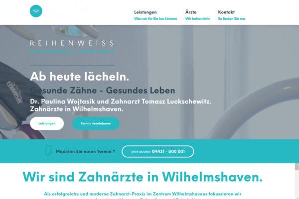 reihenweiss
