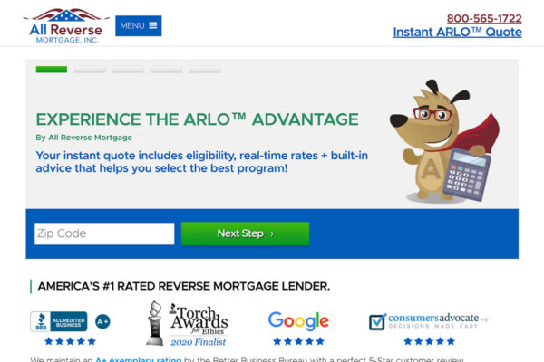 All Reverse Mortgage, Inc