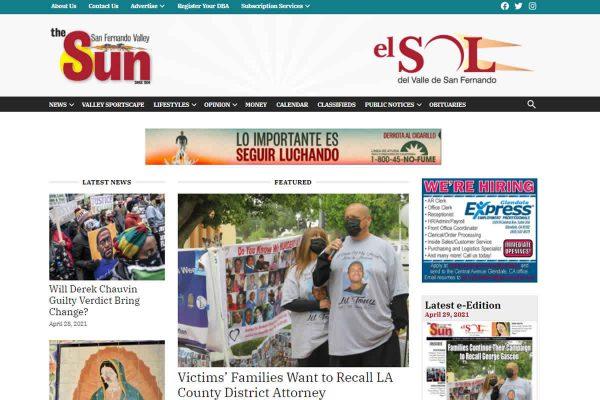 The San Fernando Valley Sun