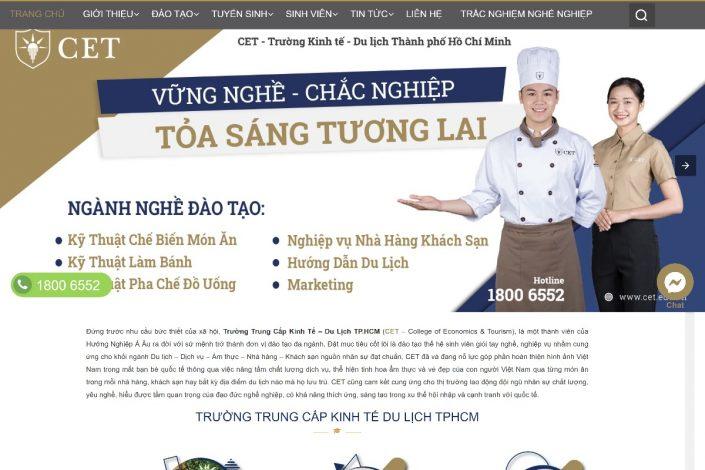 Ho Chi Minh City School of Tourism Economics