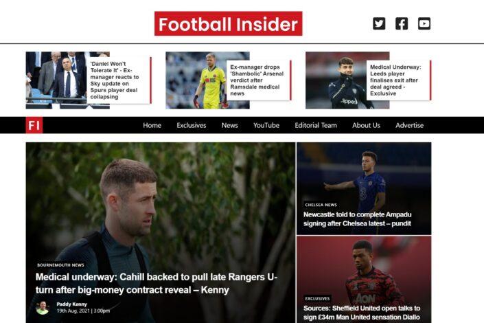 Football Insider
